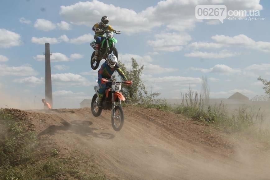 В сети набирает популярность видео о состоявшемся мотокроссе в Славянске , фото-1