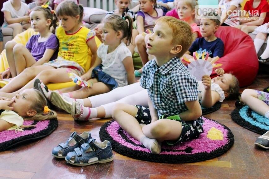Каникулы в радость: Дружковские дети с пользой для души проводят первый месяц лета, фото-1