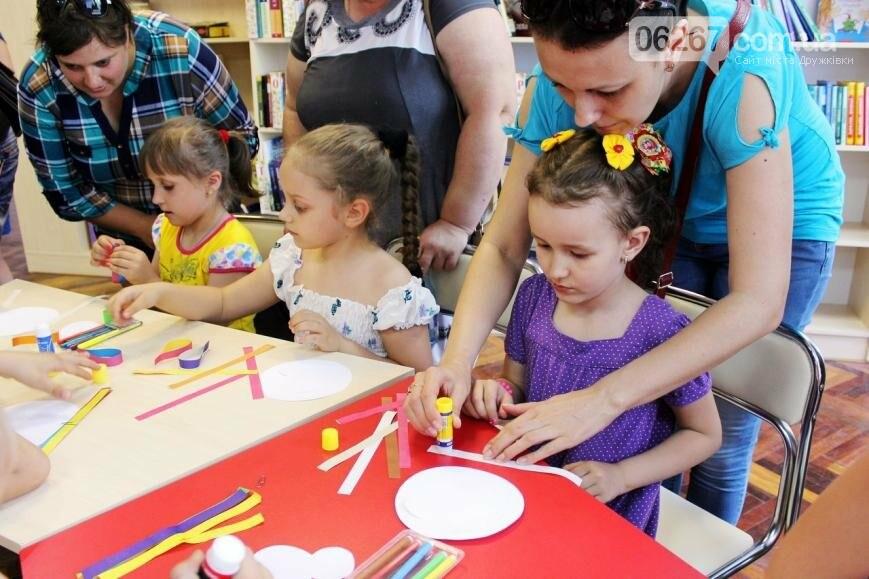 Каникулы в радость: Дружковские дети с пользой для души проводят первый месяц лета, фото-2