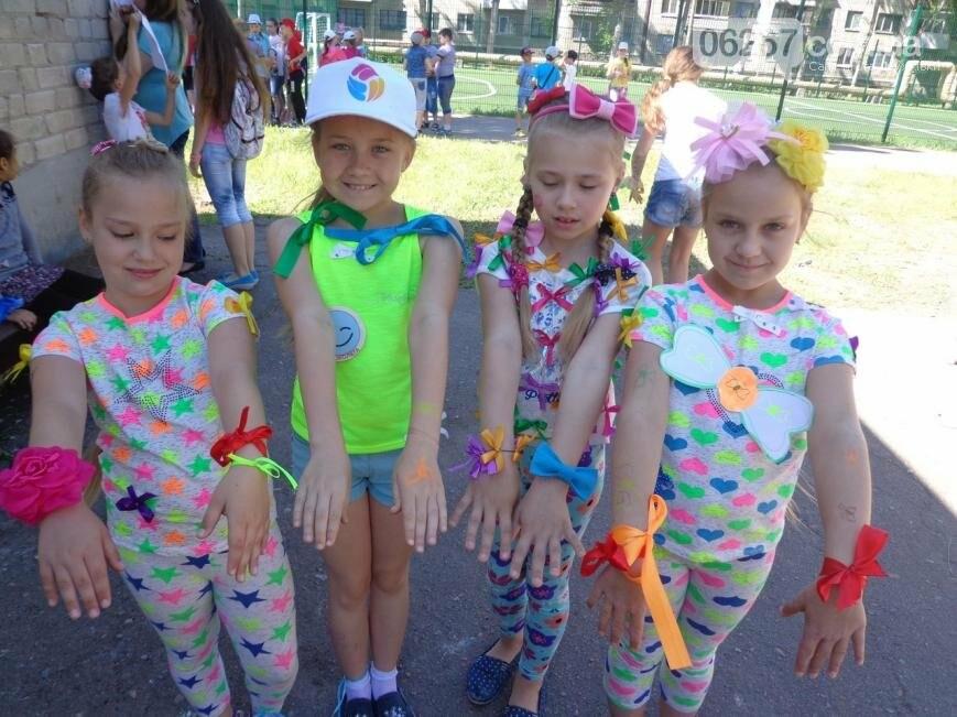Заканчиваются веселые смены в детских пришкольных лагерях Дружковки, фото-2