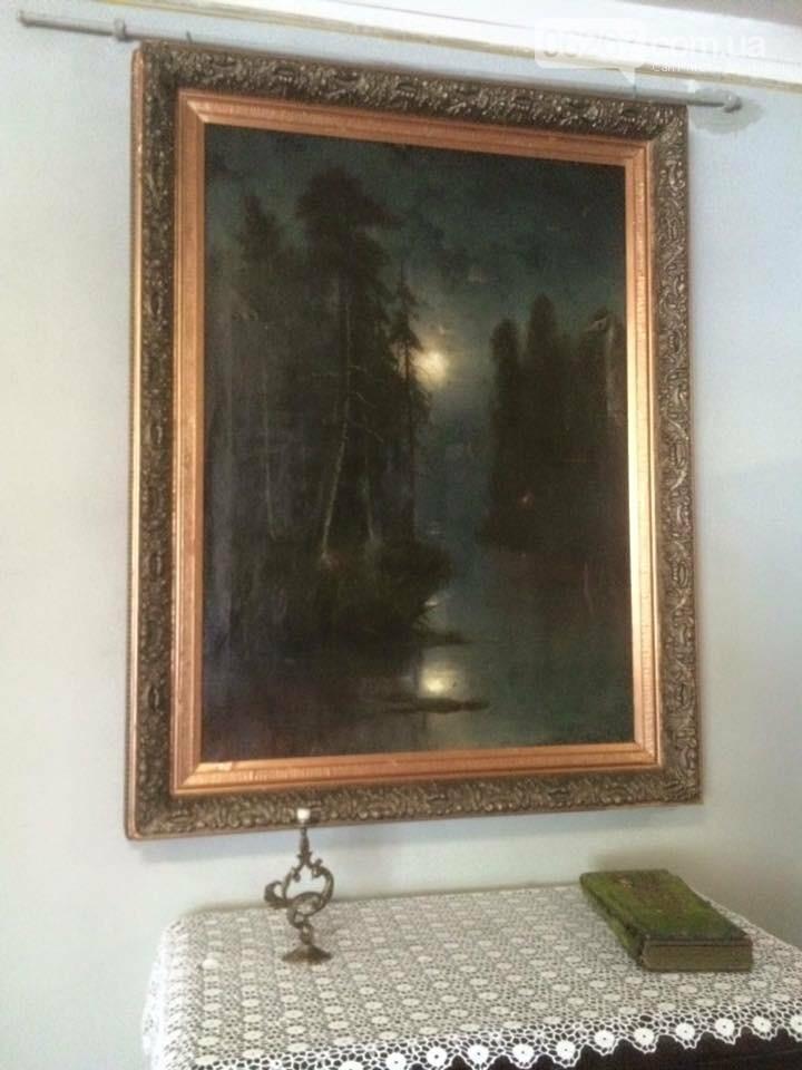 """Многострадальную картину """"Лунная ночь"""" выставили в Дружковке, фото-1"""