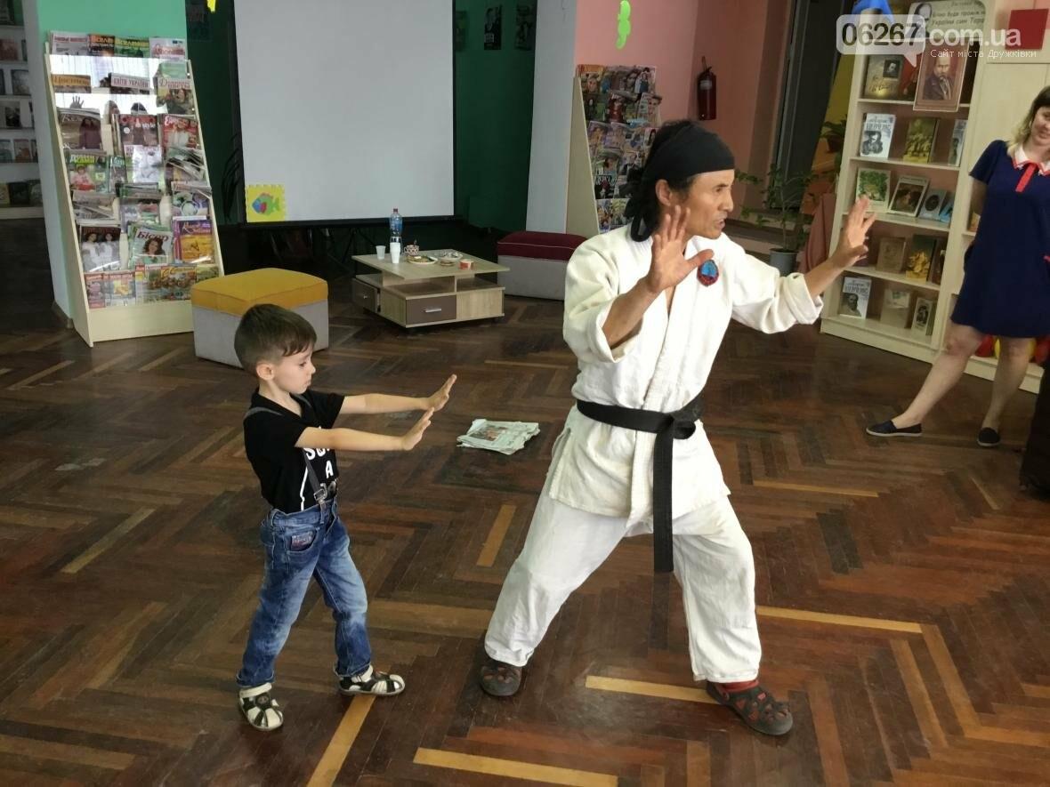 Восточный гуру провёл уникальный мастер-класс для дружковских детей, фото-1