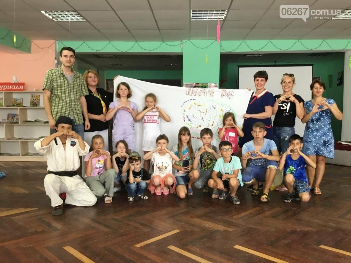 Восточный гуру провёл уникальный мастер-класс для дружковских детей, фото-2