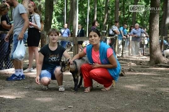 Воспитанники Дружковского детского дома-интерната весело провели выходные в Харькове, фото-2