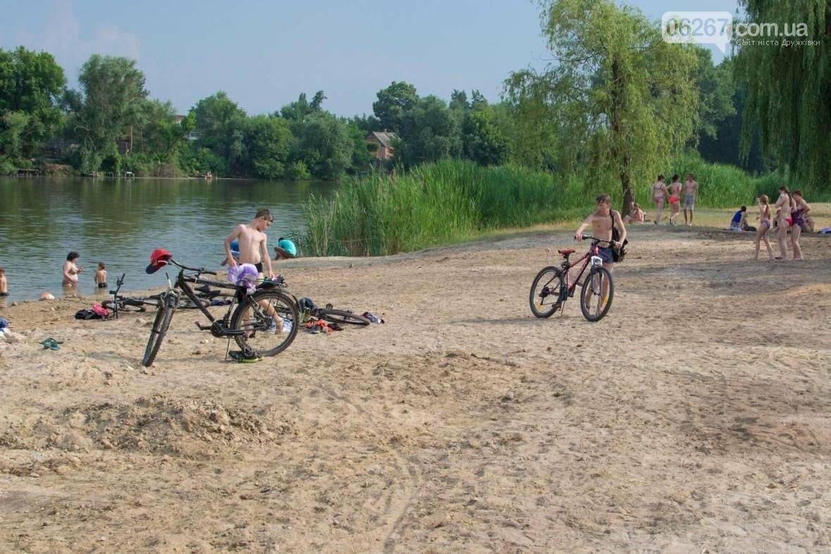 Где предпочитают купаться жители Дружковки, фото-3