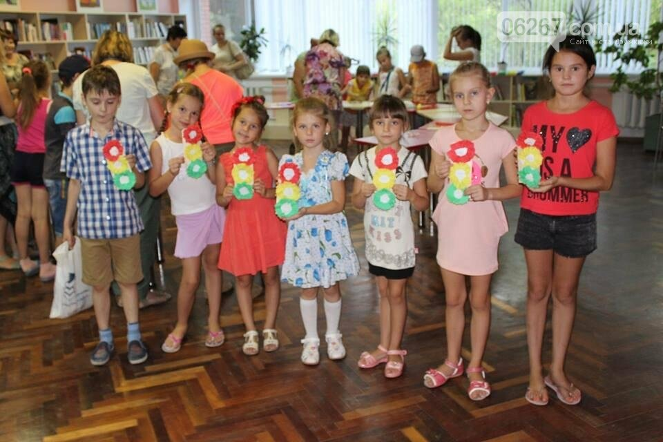 В игровой форме детей в Дружковке учили правилам дорожного движения, фото-2