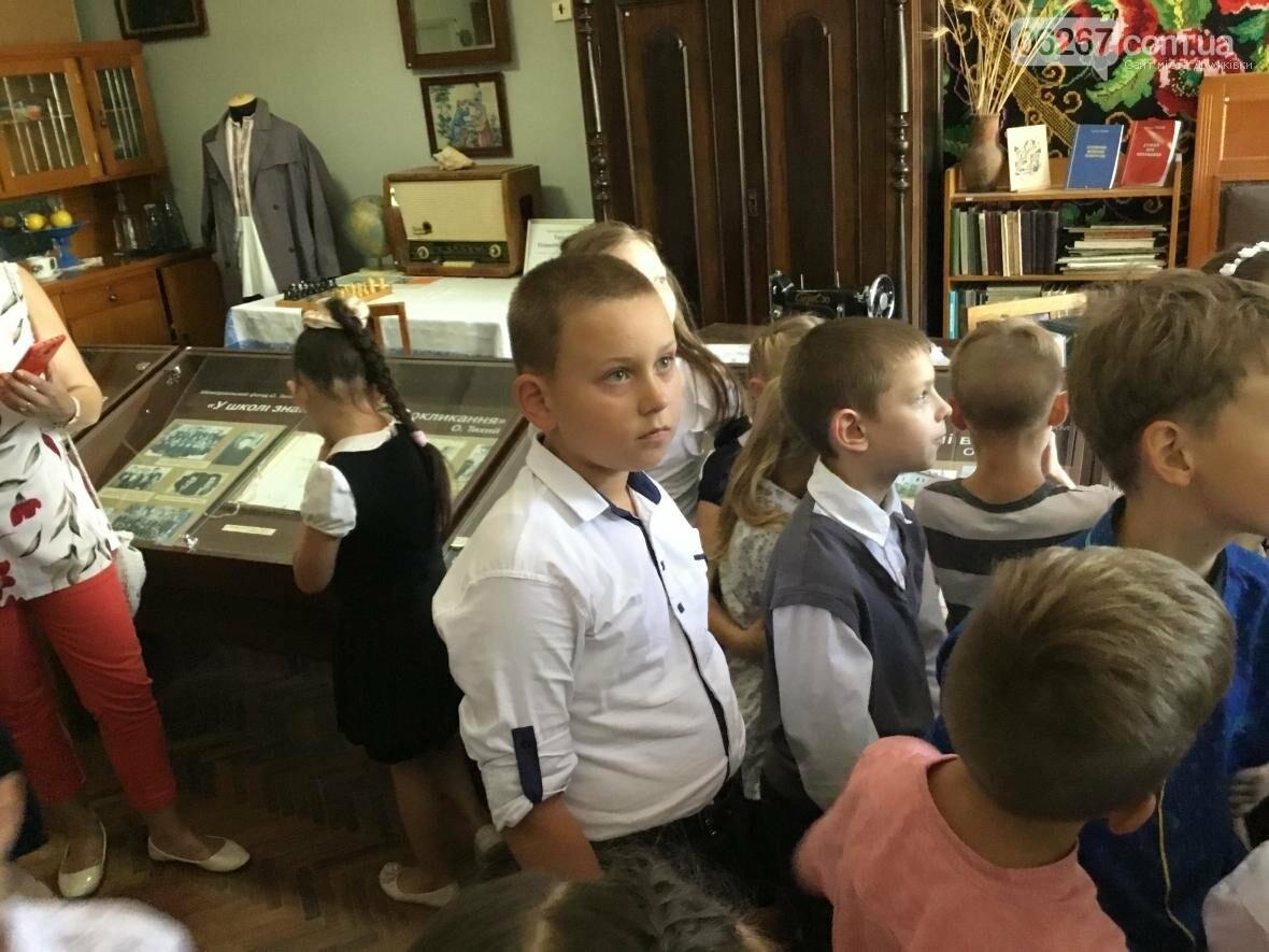 Школьников Дружковки знакомят с историей освобождения города от фашистов, фото-3