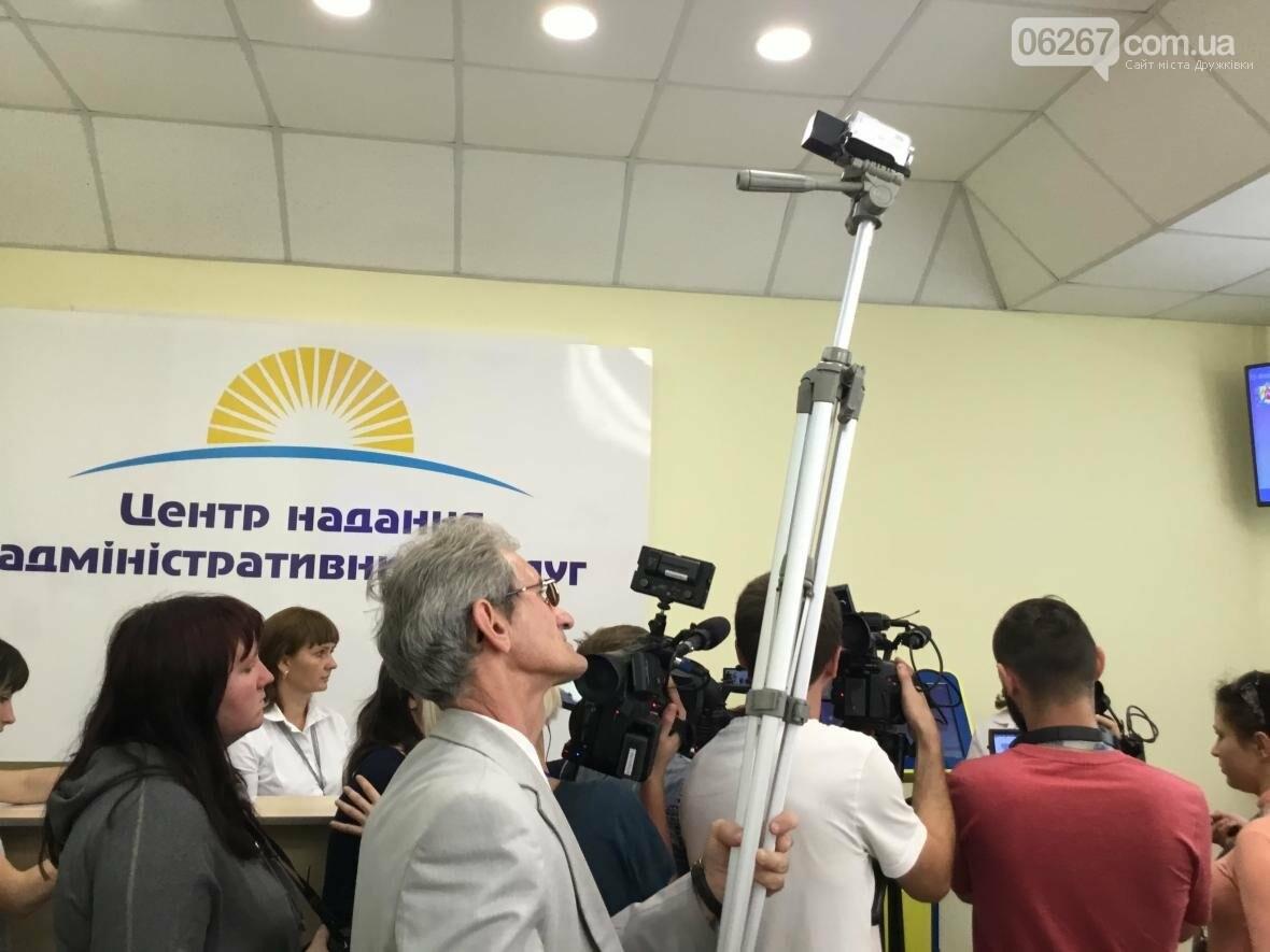 В Дружковке десяткам украинских журналистов показали опорную школу и ЦПАУ (ФОТО, ВИДЕО), фото-2