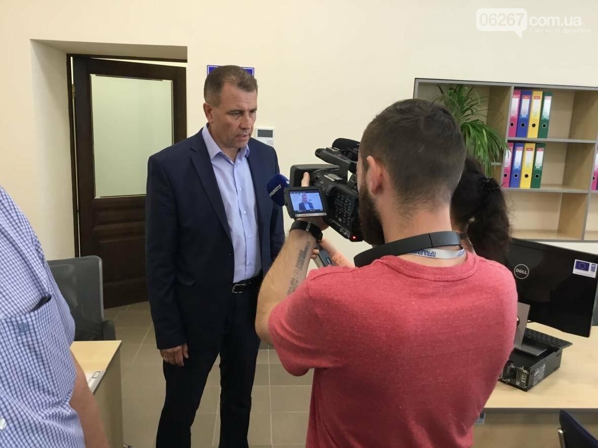 В Дружковке десяткам украинских журналистов показали опорную школу и ЦПАУ (ФОТО, ВИДЕО), фото-1
