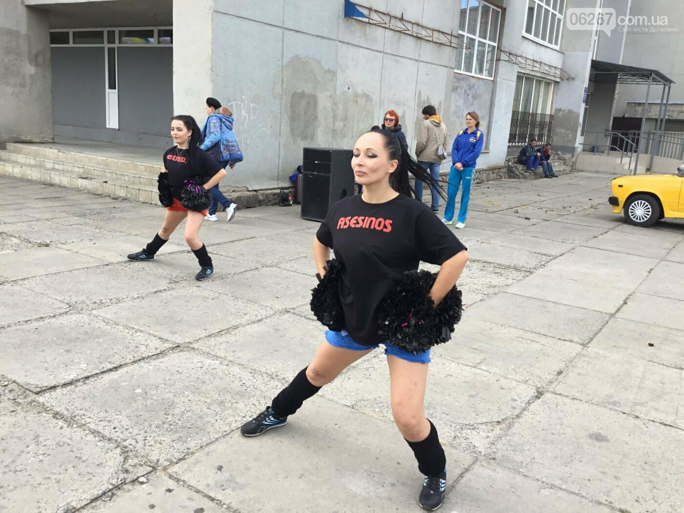 Всемирный день ходьбы отметили сегодня в Дружковке ярким спортивным праздником (ФОТО, ВИДЕО), фото-3