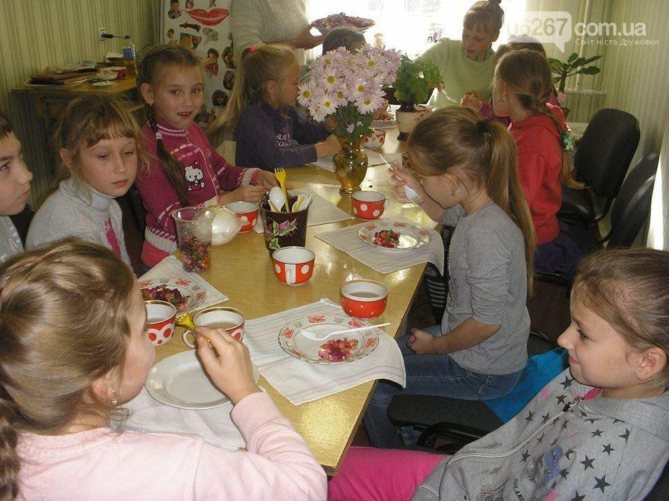 В дружковской библиотеке дети на практике продемонстрировали кулинарные способности, фото-2