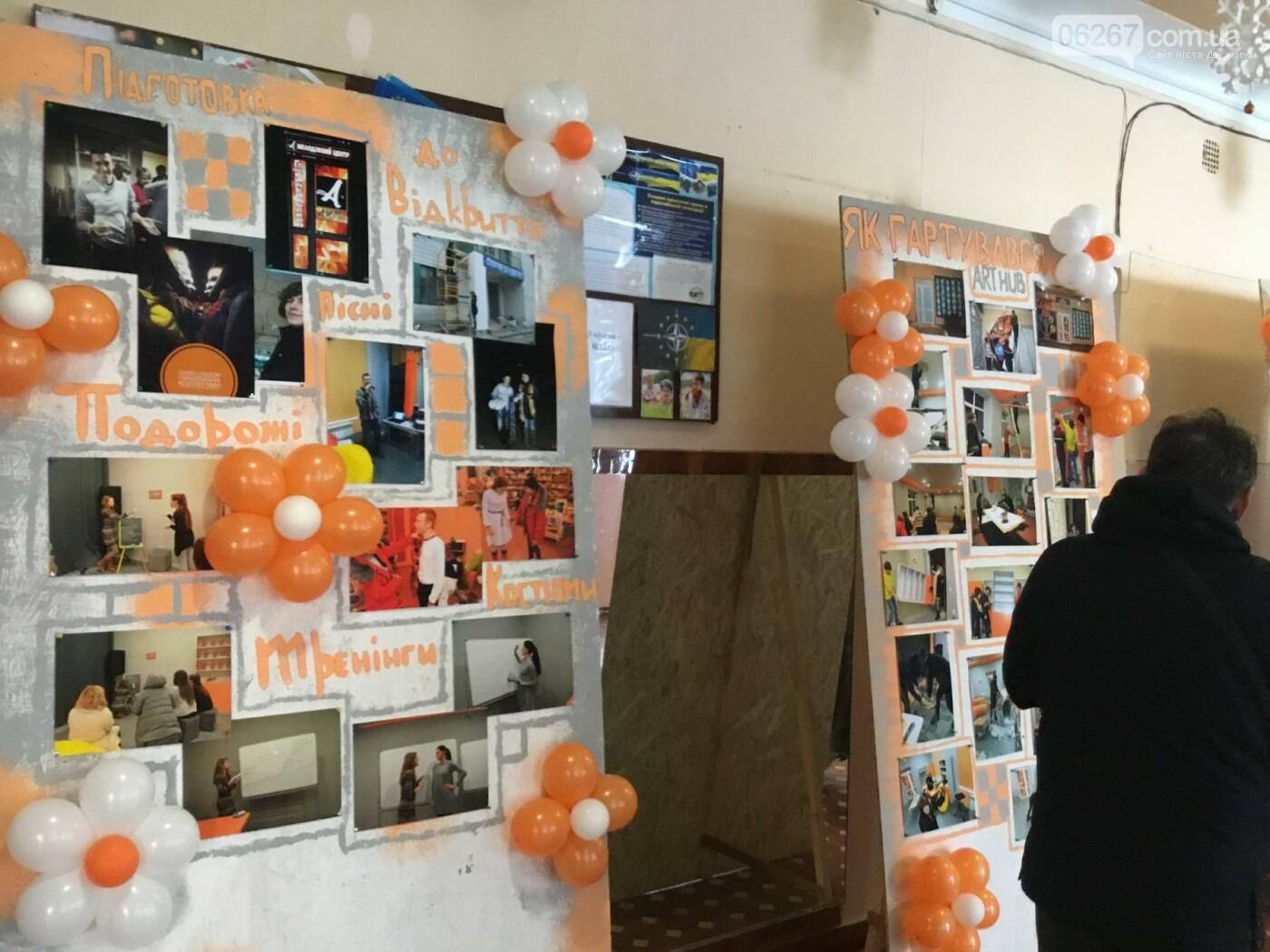Ремонт пострадавшего от пожара ДК «Этюд» в Дружковке обещают закончить в апреле (ФОТО, ВИДЕО), фото-6