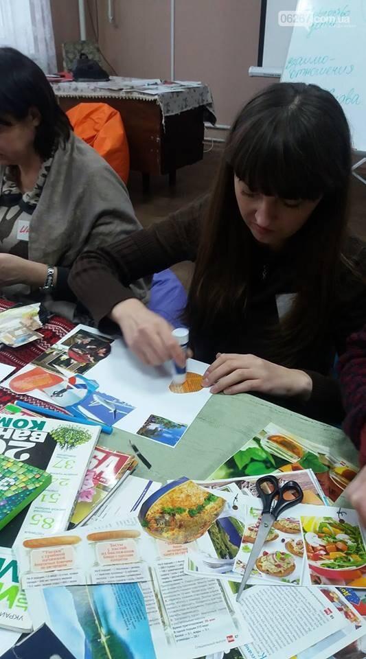 В Дружковке женщины рассказывали о себе с помощью рисунков (ФОТО), фото-3