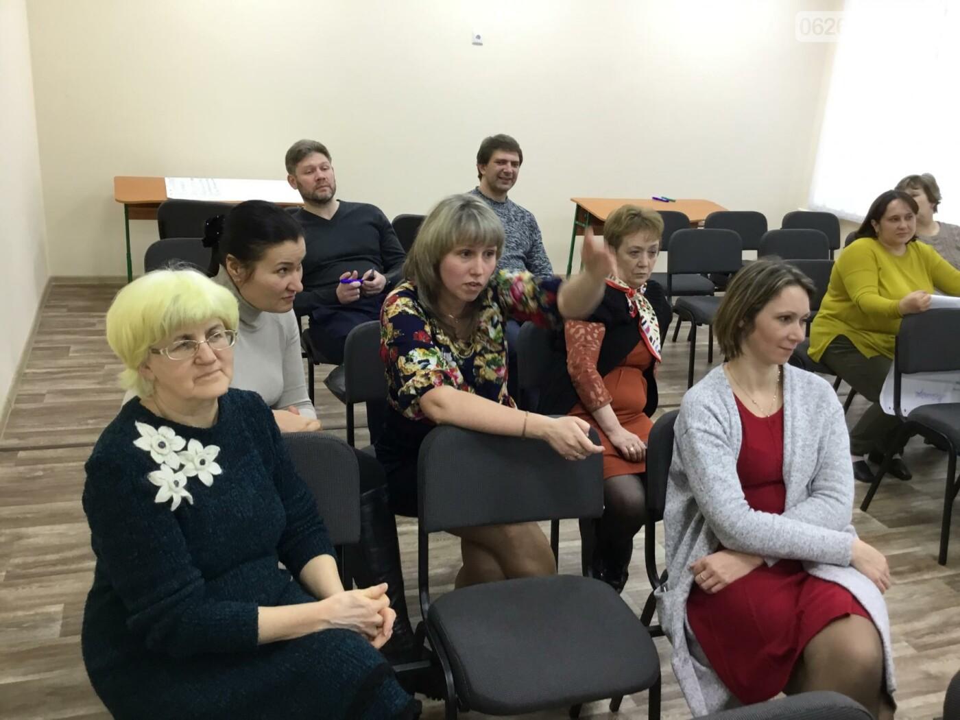 В Дружковке опорная школа становится светочем демократии  (ФОТО), фото-9
