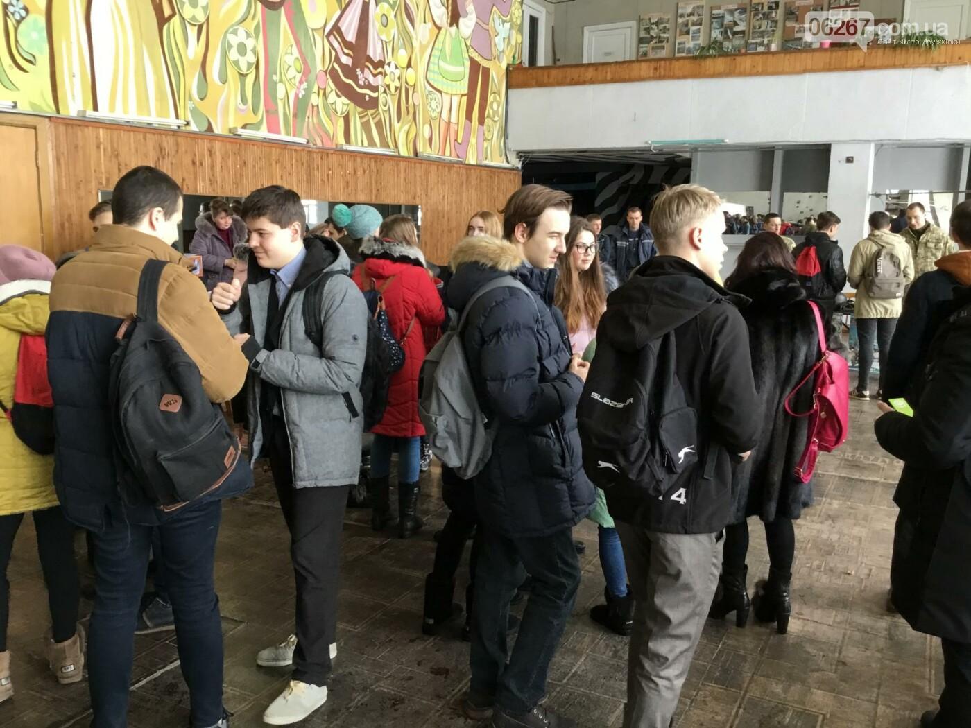 Куда пойти учиться: Дружковские старшеклассники присматривали для себя подходящие профессии (ФОТО, ВИДЕО), фото-6