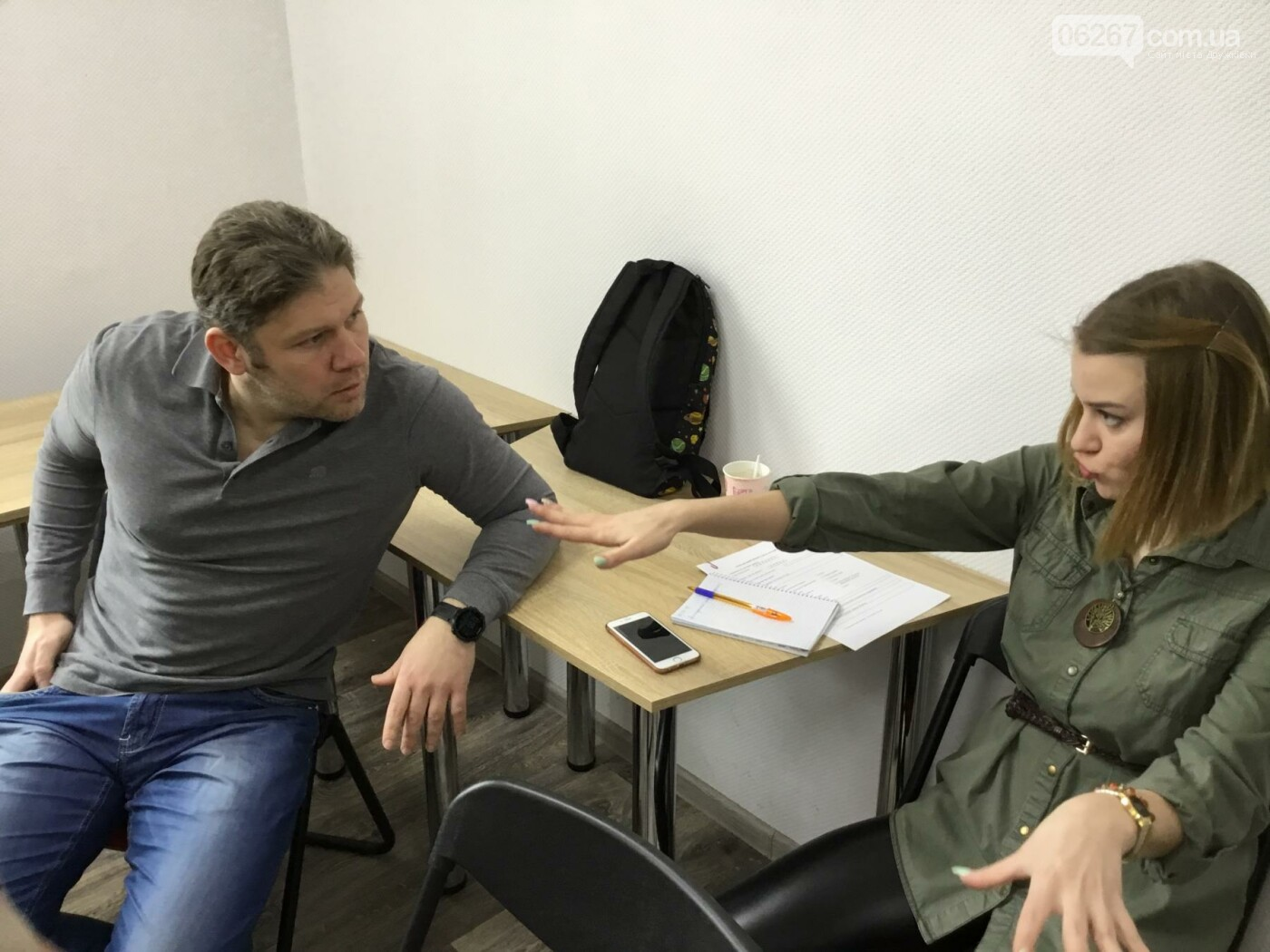 В Дружковке сегодня учили готовить проекты для Общественного бюджета (ФОТО, ВИДЕО), фото-2