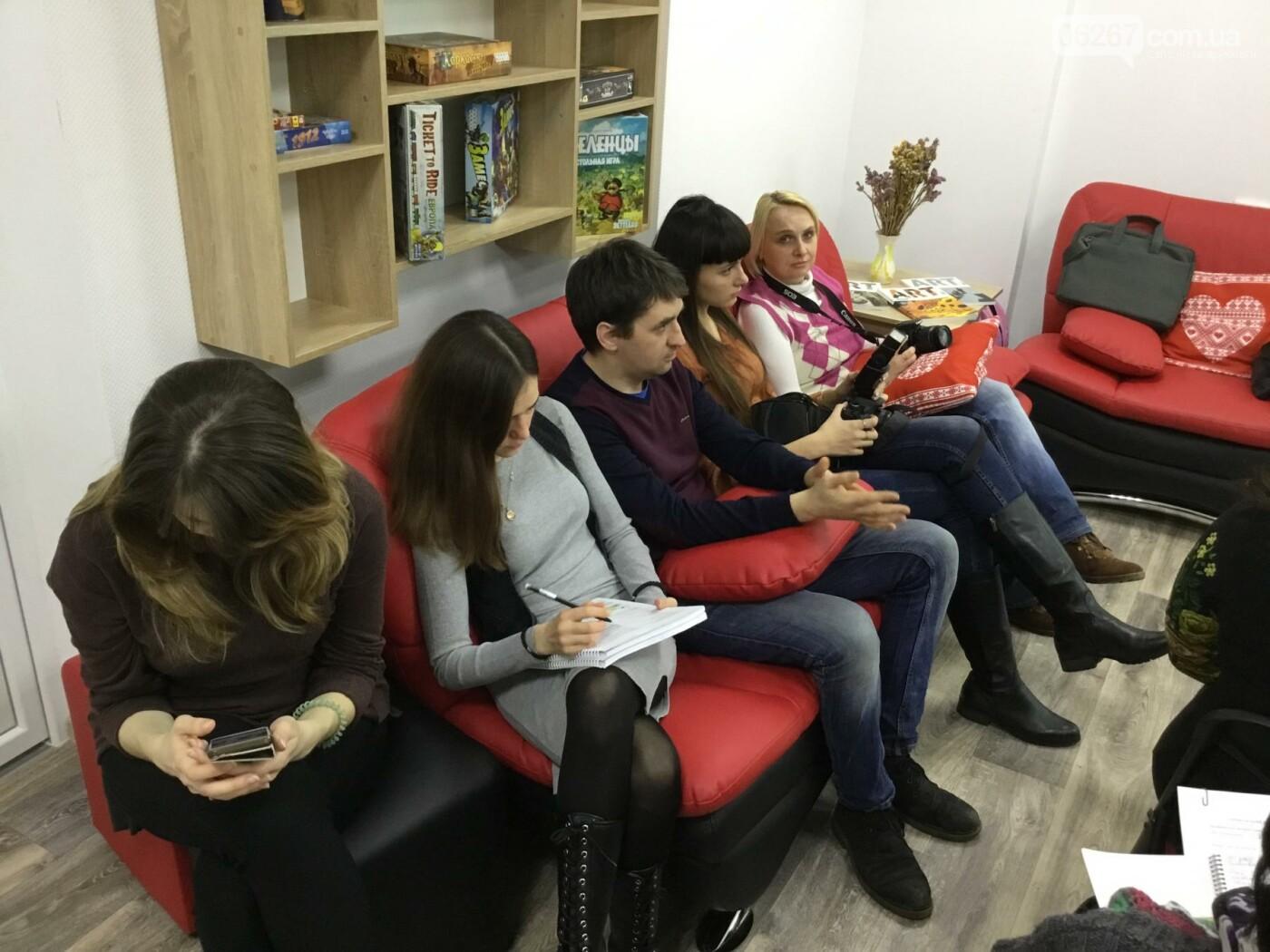 В Дружковке сегодня учили готовить проекты для Общественного бюджета (ФОТО, ВИДЕО), фото-7