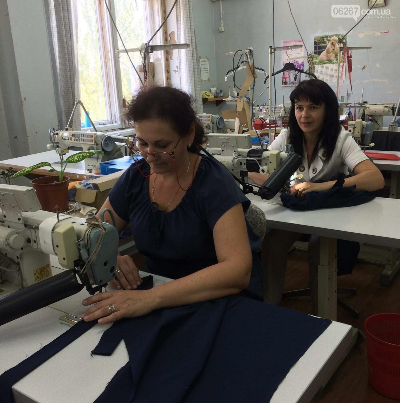 В Дружковке провели День открытых дверей на швейном производстве (ФОТО), фото-1