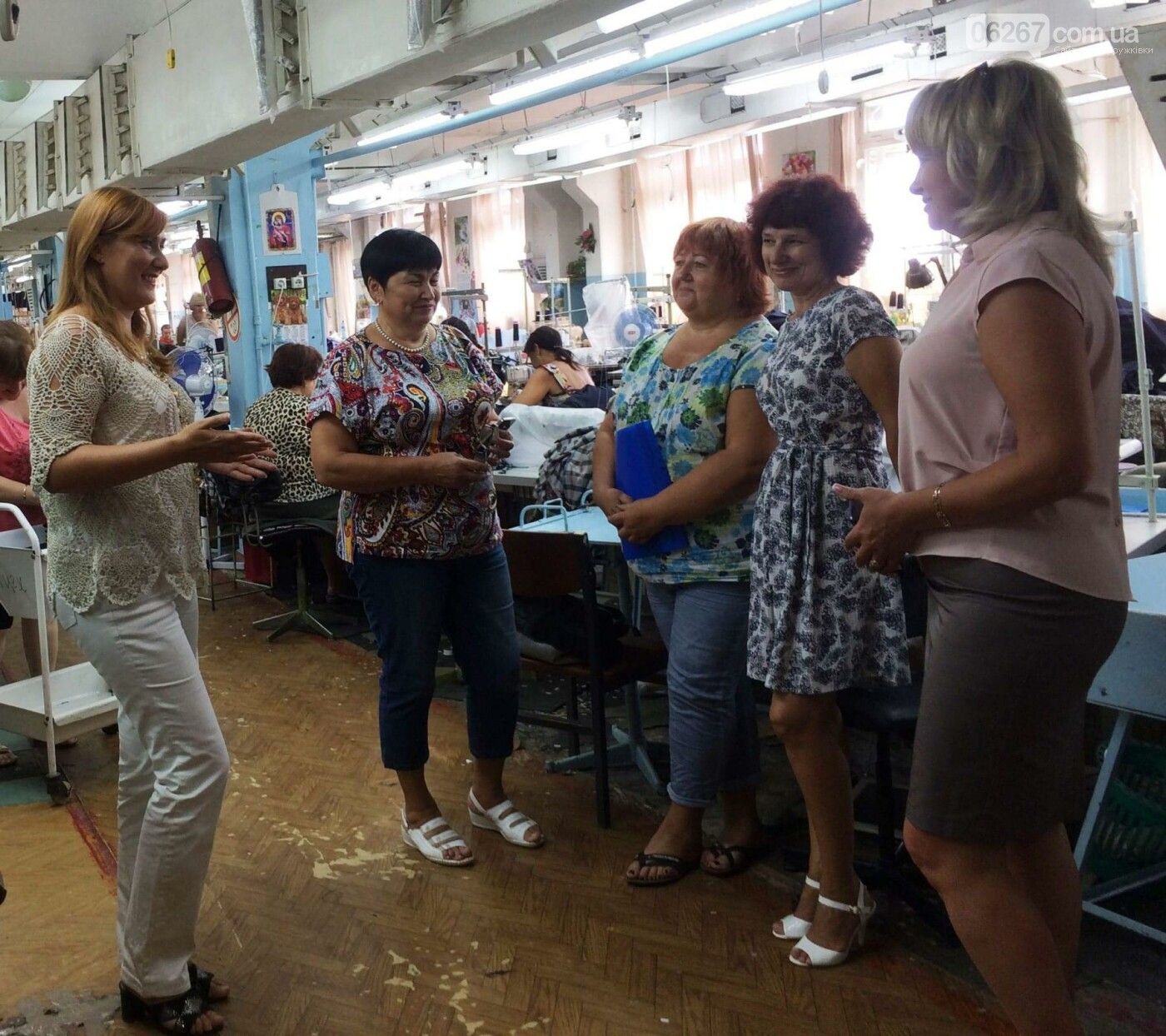 В Дружковке провели День открытых дверей на швейном производстве (ФОТО), фото-3