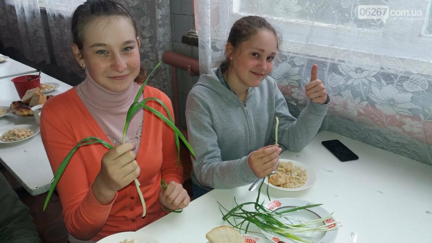 Дружковка: В УВК №4 здоровый образ жизни стал нормой (ФОТО), фото-2
