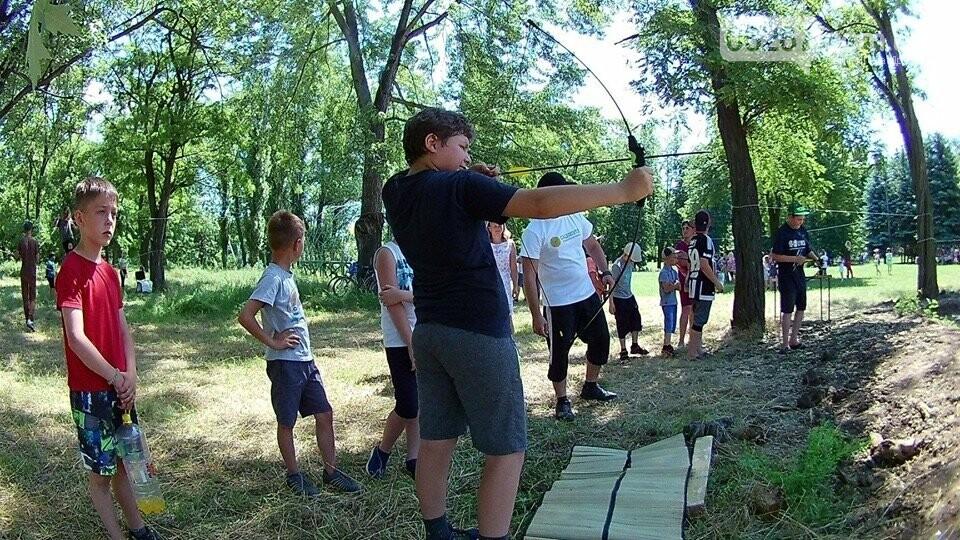 В Алексеево-Дружковке с размахом отметили День защиты детей (ФОТО), фото-5