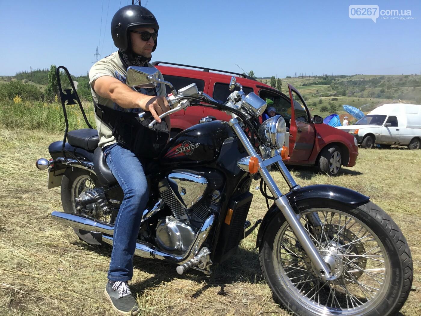 Под рёв моторов: В Дружковке соревновались «летающие мотоциклисты» (ФОТО, ВИДЕО), фото-12