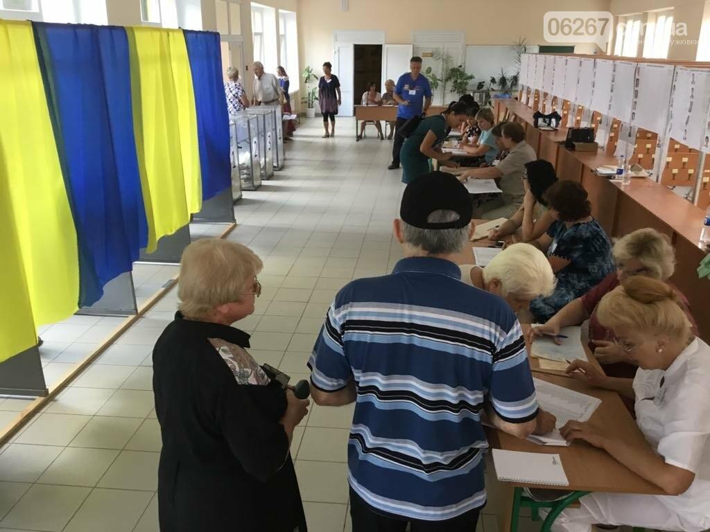 Мережа волонтерів, підвіз таксистами і плакати неіснуючих кандидатів: як тривало голосування у 49 виборчому окрузі, фото-4