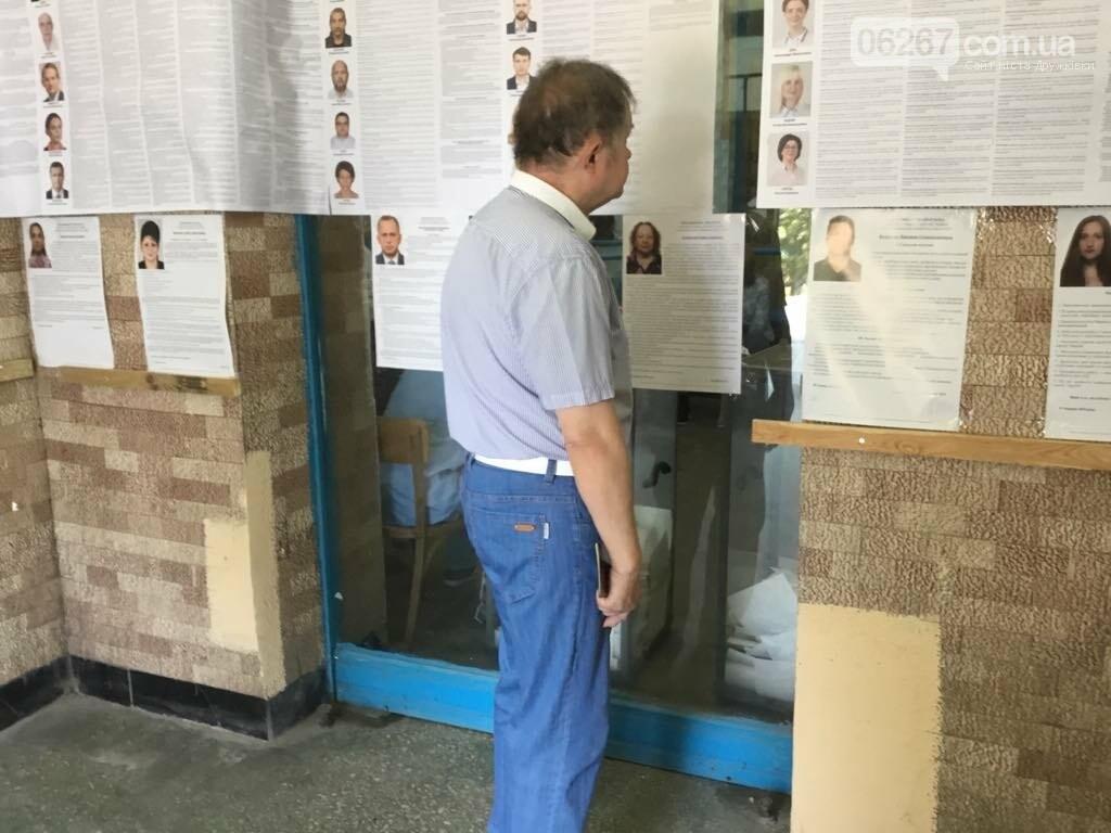 Мережа волонтерів, підвіз таксистами і плакати неіснуючих кандидатів: як тривало голосування у 49 виборчому окрузі, фото-10