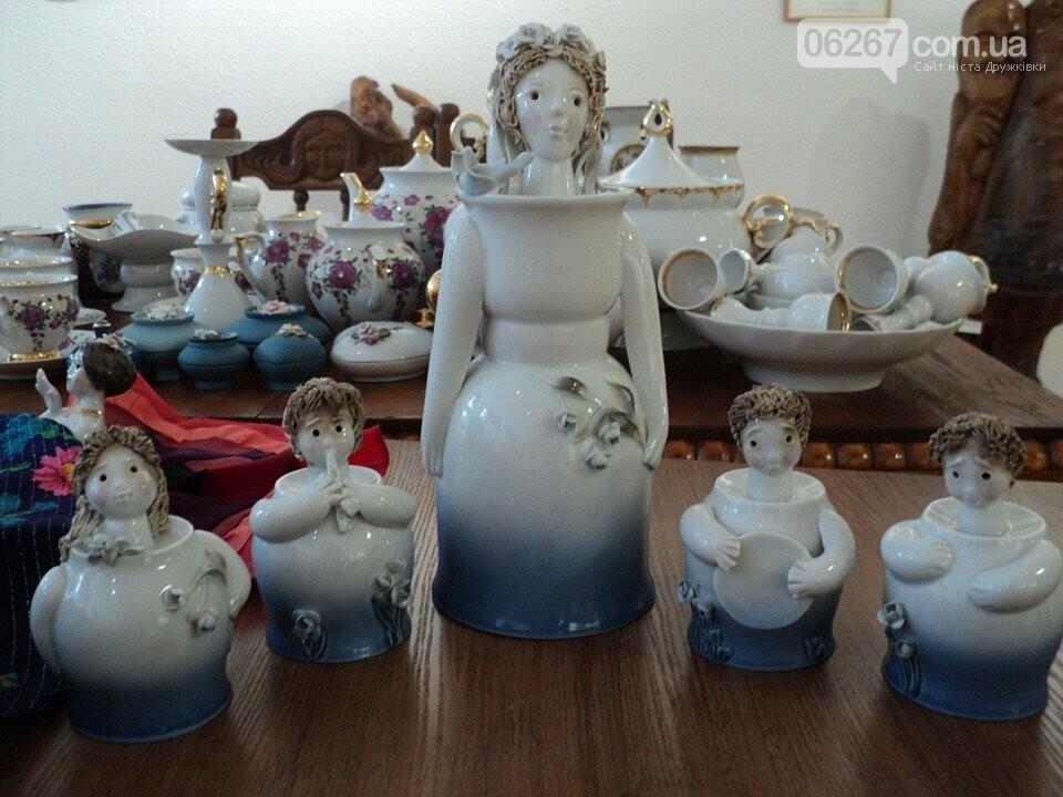 Дружківка: Нові взірці порцелянового мистецтва поповнили фонди історико-художнього музею (ФОТО), фото-6