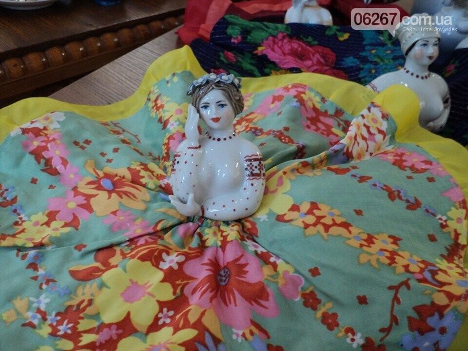 Дружківка: Нові взірці порцелянового мистецтва поповнили фонди історико-художнього музею (ФОТО), фото-3