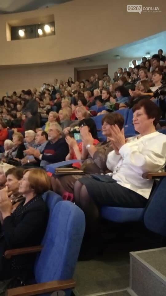 Дружковские педагоги сегодня принимали поздравления с профессиональным праздником (ФОТО), фото-1