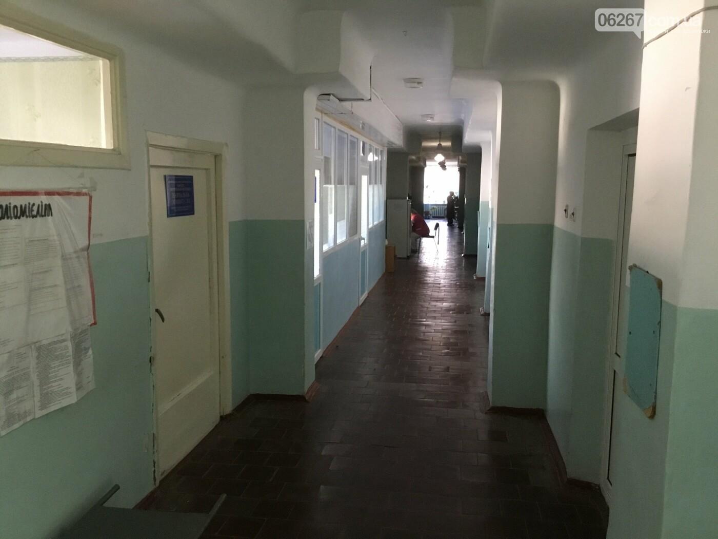 Ремонт на 7 миллионов: Для больничного лифта Дружковской ЦГКБ сделают новую шахту (ФОТО, ВИДЕО), фото-9