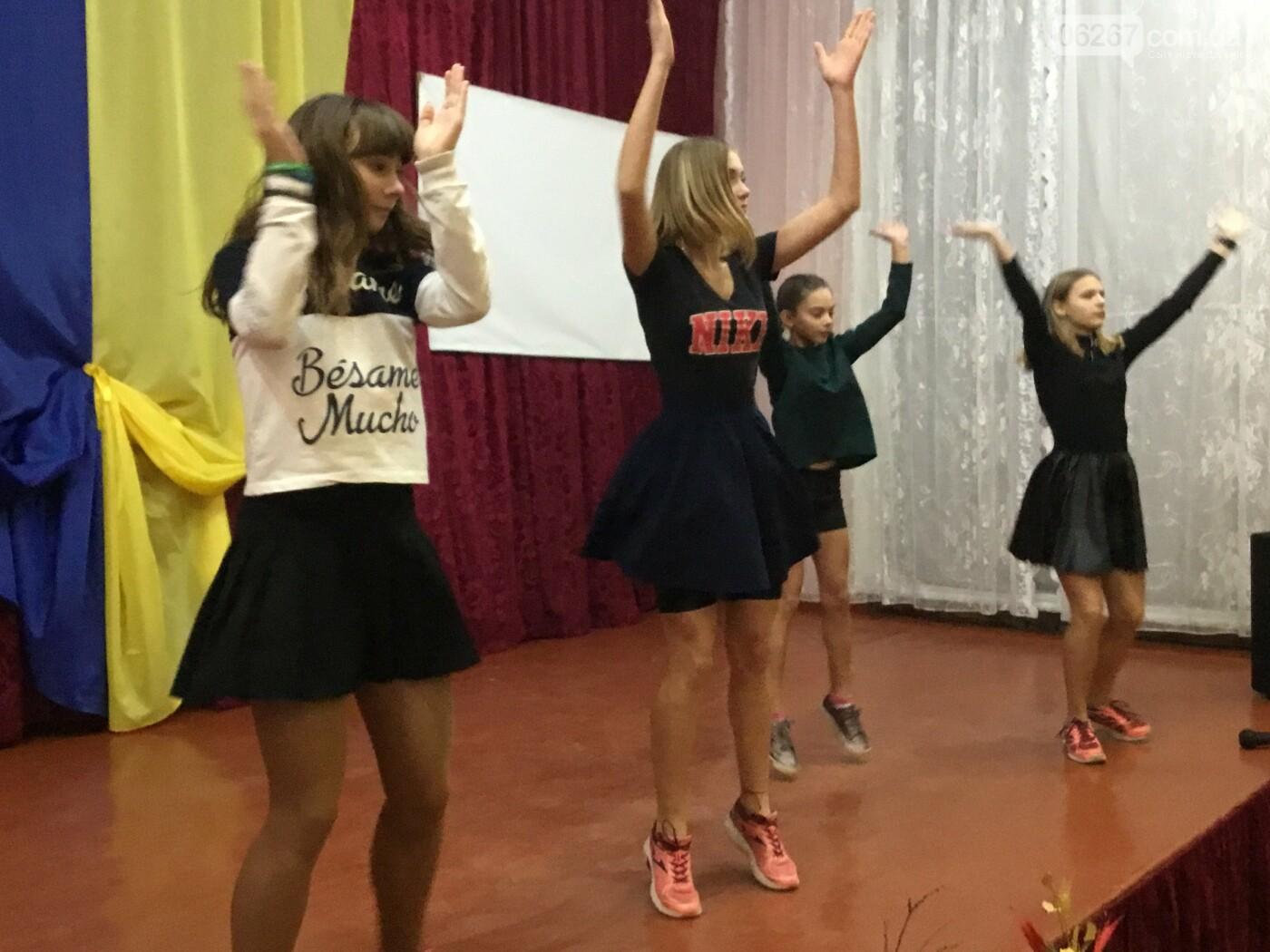 Дружковка: В школе №7 выбрали «Паняночку Осінь-2019» (ФОТО), фото-7