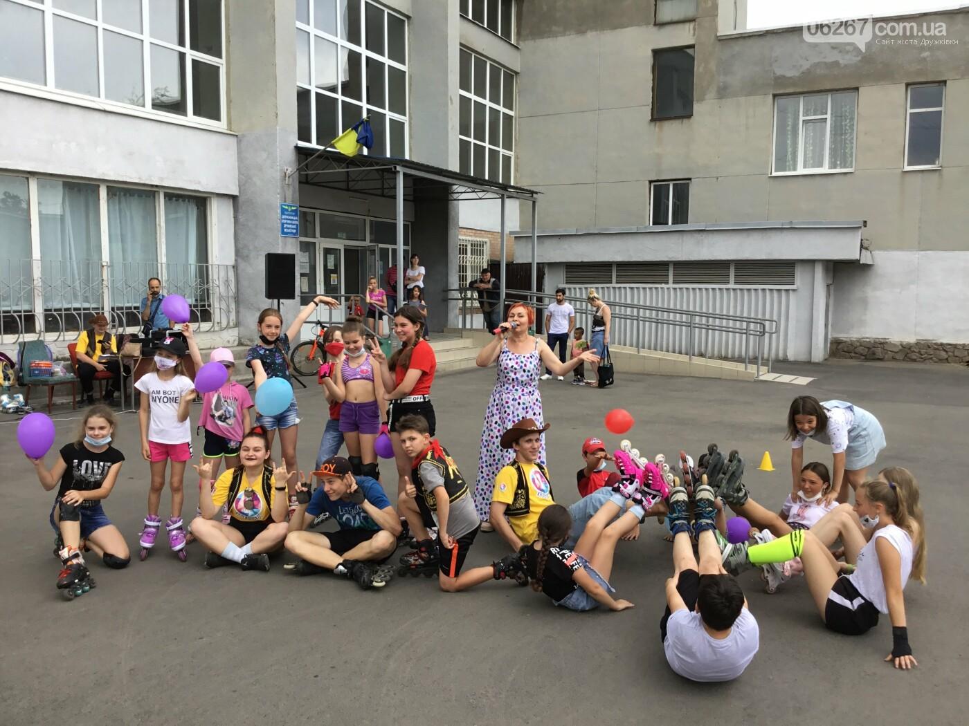 В Дружковке все участники роллер-баттла получили сегодня подарки (ФОТО), фото-12