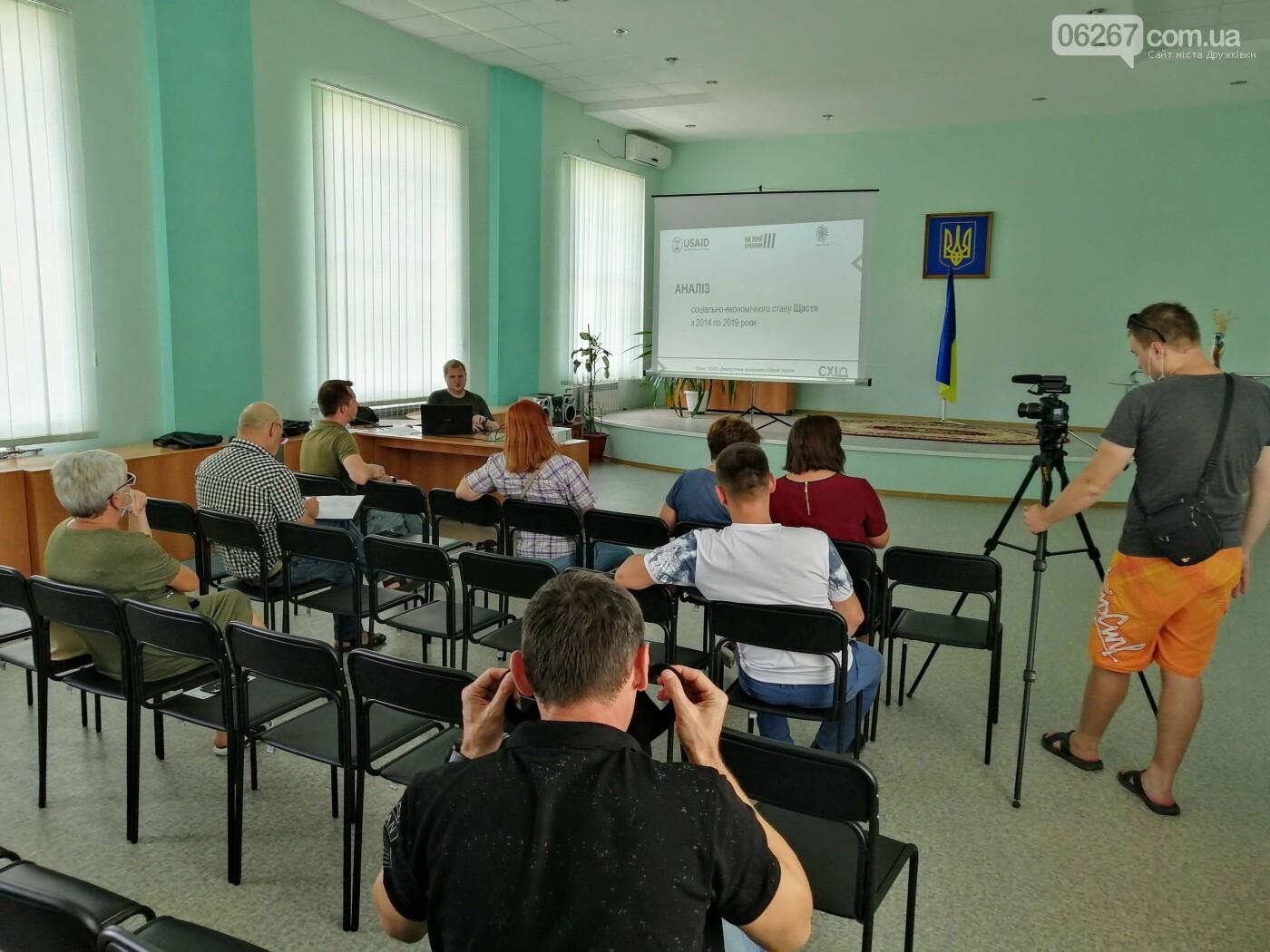Чим живе прифронтове Щастя: місто відвідали активісти зі Слов'янська, Торецька та Рубіжного, фото-8