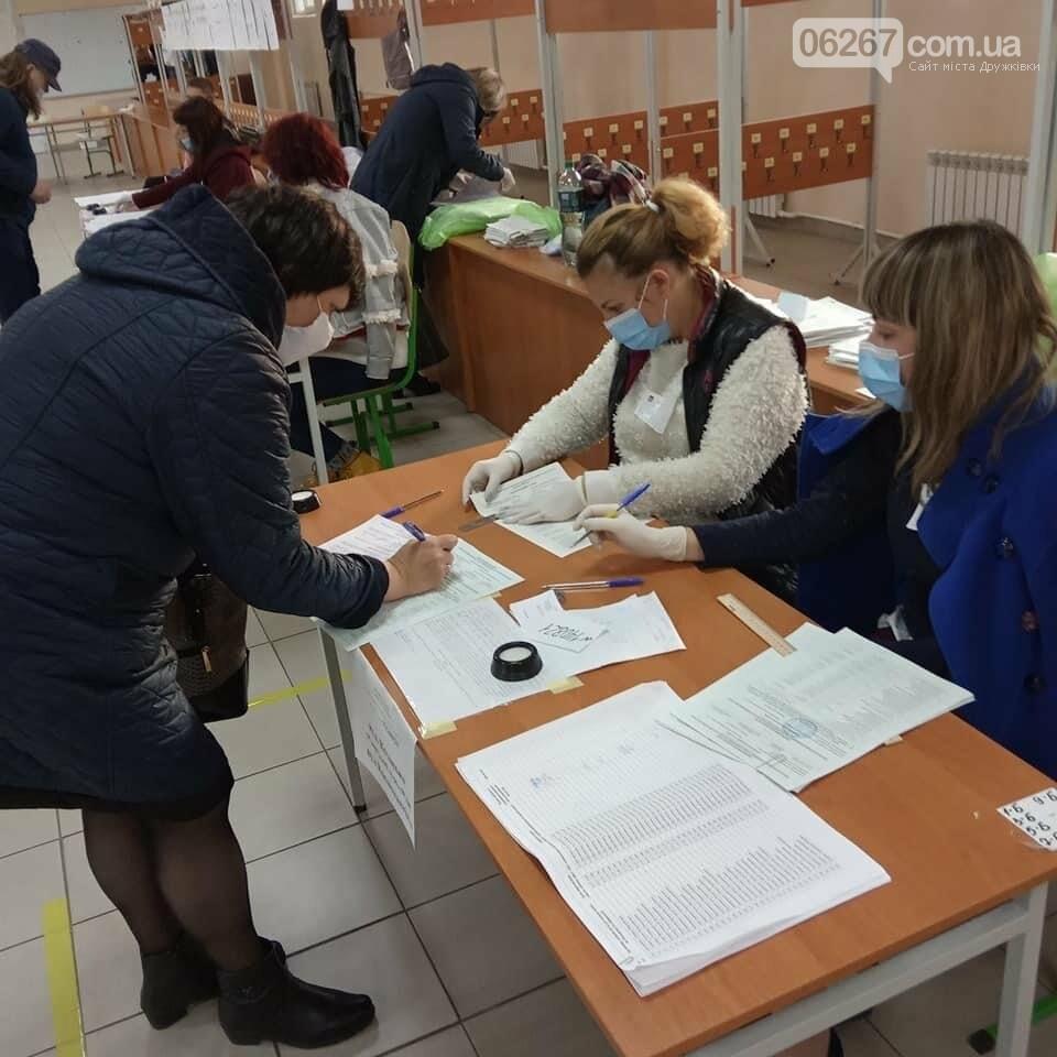 У Дружківці на місцевих виборах відзначена дуже низька явка: проголосували лише 23 відсотка виборців (ФОТО), фото-7