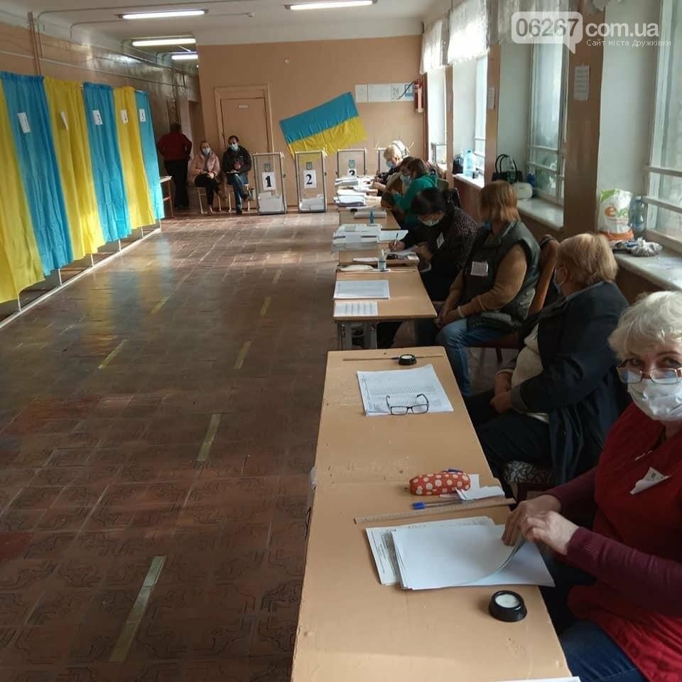 У Дружківці на місцевих виборах відзначена дуже низька явка: проголосували лише 23 відсотка виборців (ФОТО), фото-16