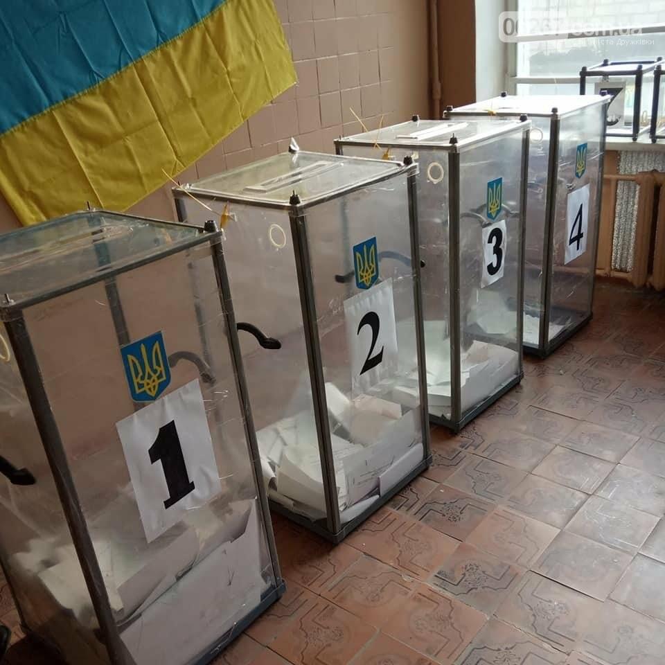У Дружківці на місцевих виборах відзначена дуже низька явка: проголосували лише 23 відсотка виборців (ФОТО), фото-11