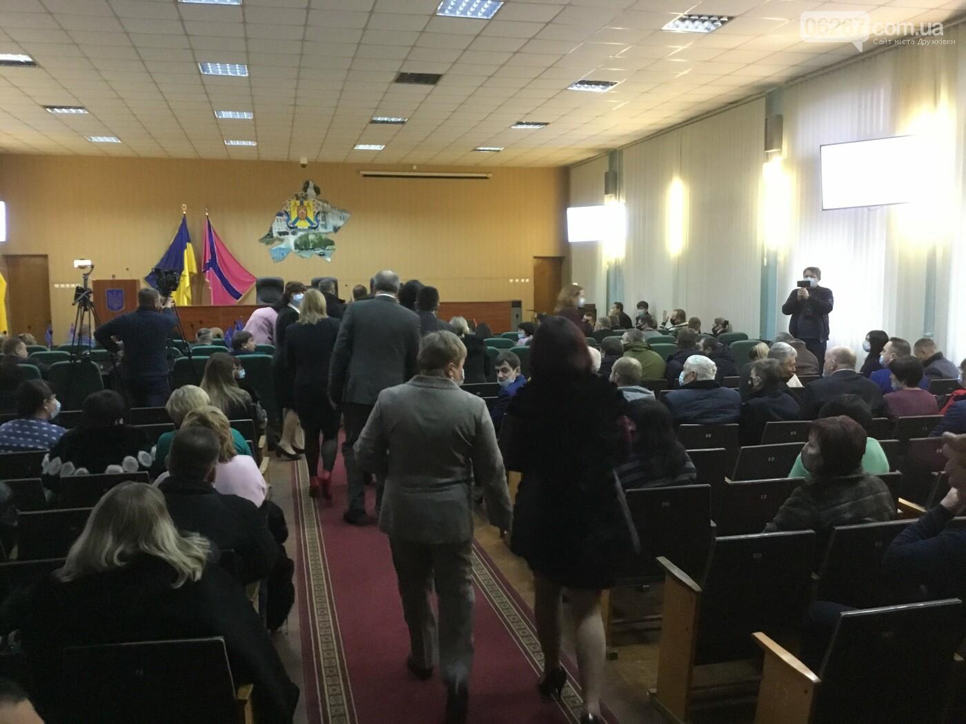 Дружківка: Кого побачимо у складі депутатських комісій міської ради, фото-1