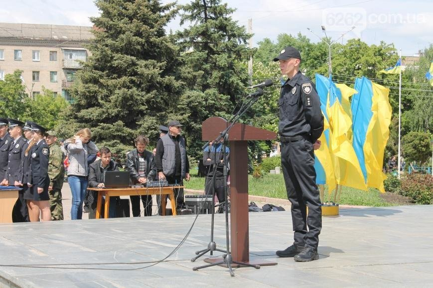 Патрульная полиция Славянска и Краматорска ждет новых сотрудников, фото-1