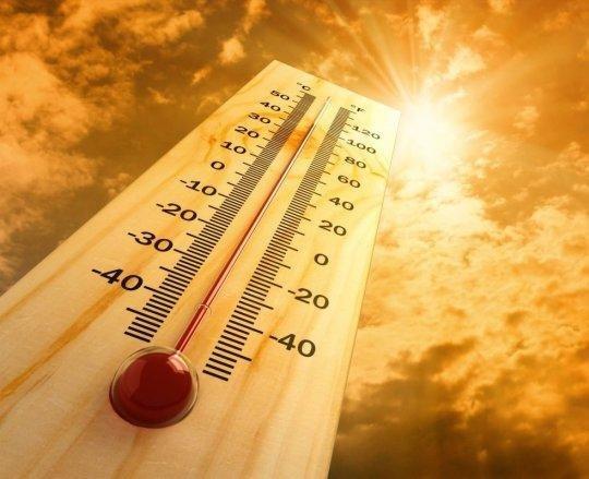 Дружковчан жара доводит до обморока, фото-1