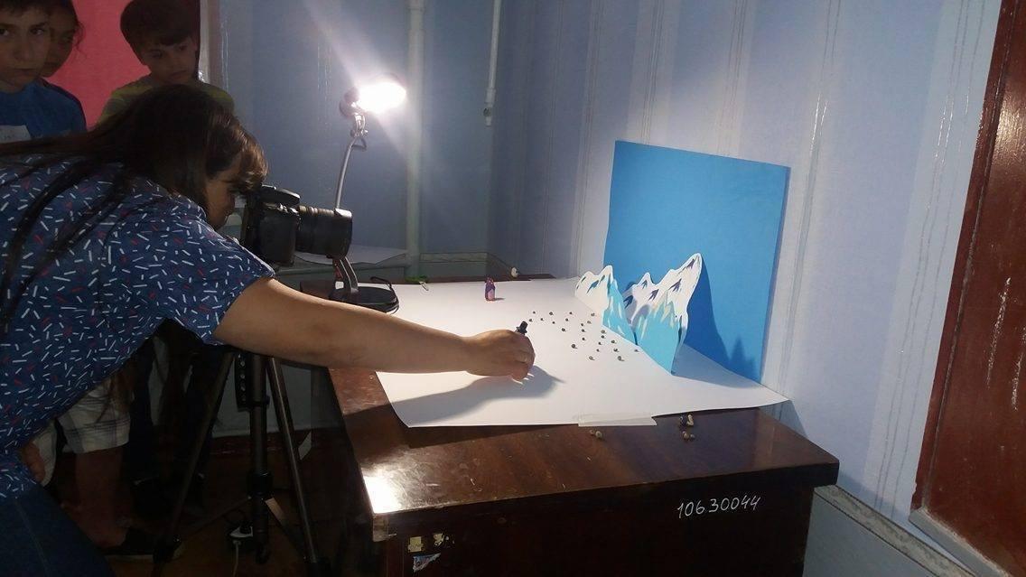 В Дружковке тоже снимают мультфильмы, фото-2