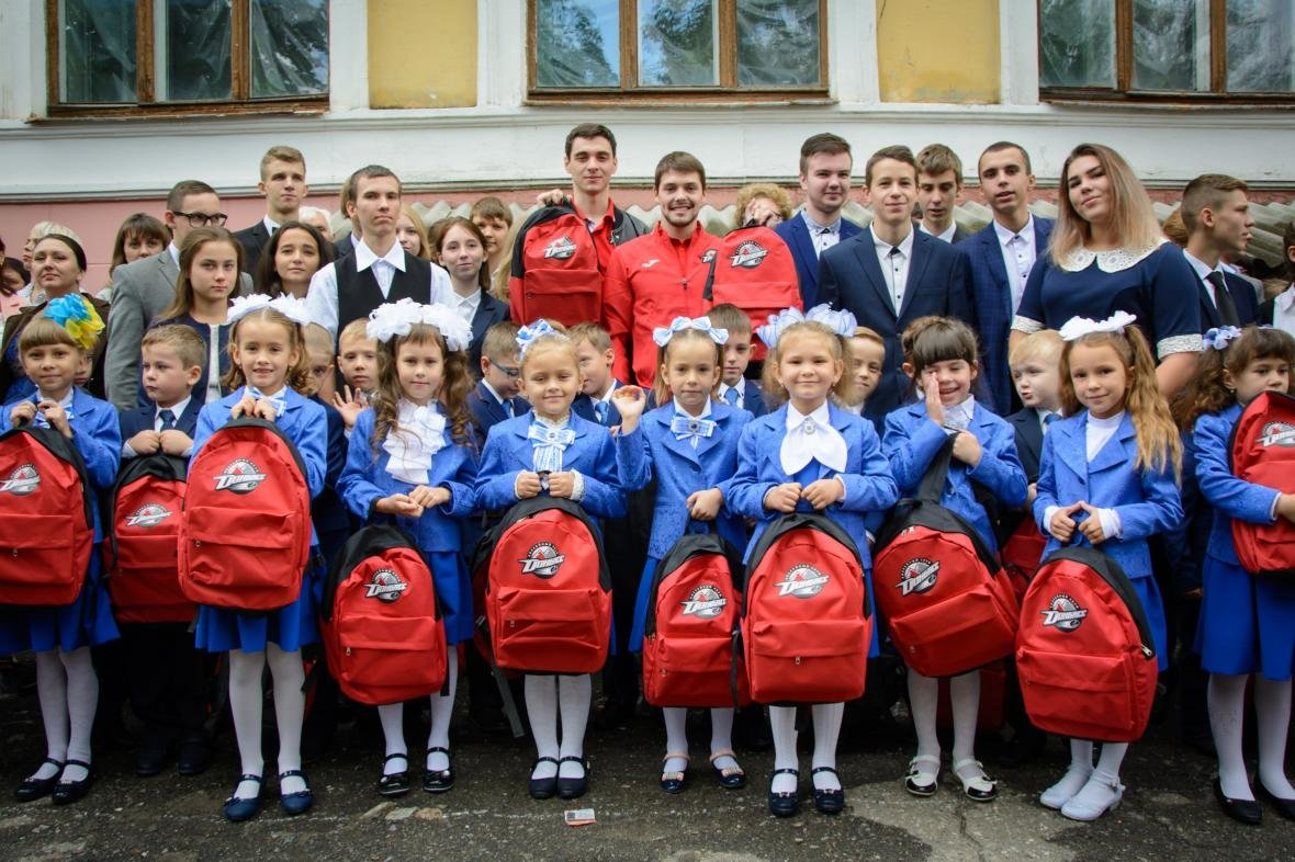 Первоклассники Дружковки получили подарки от Фонда Бориса Колесникова, фото-3
