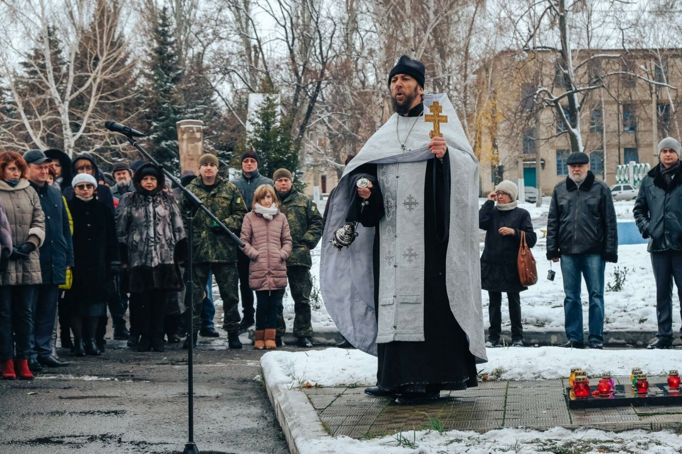 В Дружковке почтили память жертв Голодомора, фото-1