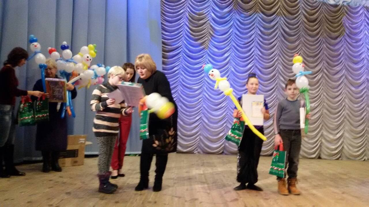 В Дружковке прошёл традиционный фестиваль «Первая снежинка», фото-2