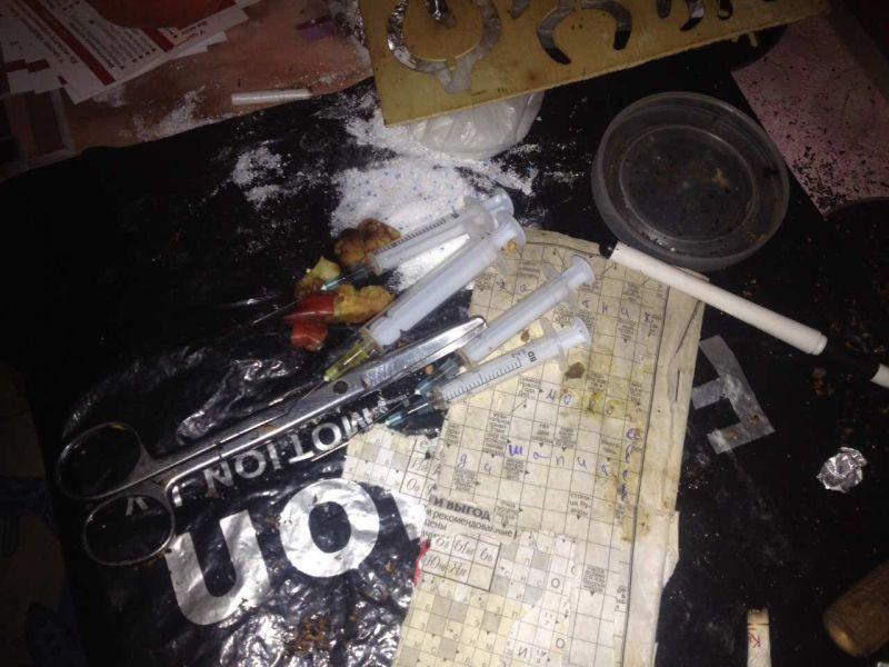 Полицейские Дружковки с начала года раскрыли 140 преступлений, связанных с наркотиками, фото-2