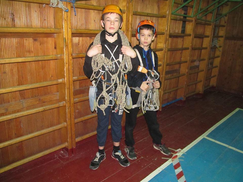 Юные туристы из Дружковки выполнили нормативы первого разряда, фото-1