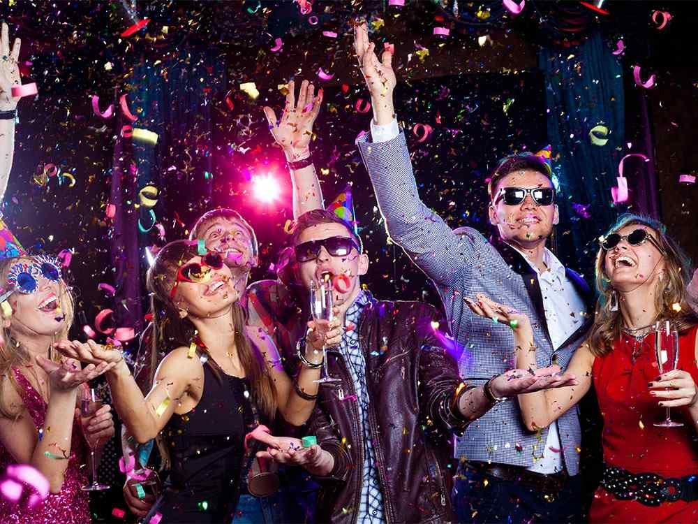 Варианты празднования Нового Года, фото-2
