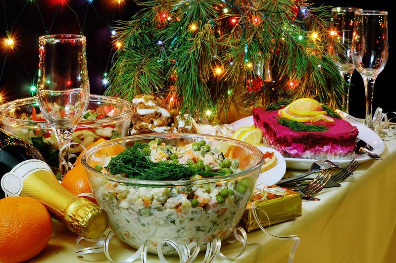 Новогоднее меню 2018. Какие блюда должны быть на столе, фото-2