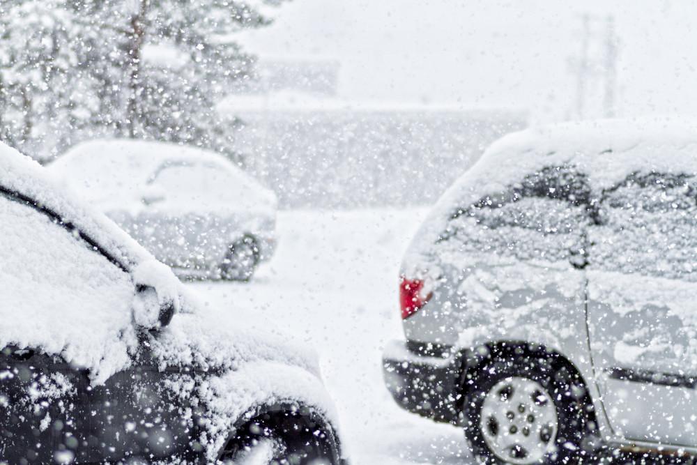 Заметает, зима, заметает: Как в Дружковке справляются с последствиями снегопада, фото-1